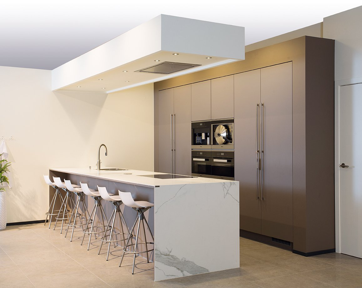 DSM Keukens Nevele – Inspired by Miele