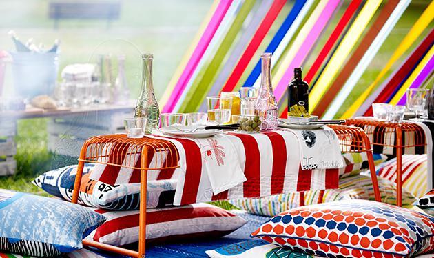 Tuinfeest organiseren 10 niet te missen tips inspired by tiany kiriloff belmodo inspired - Deco kleine zithoek ...